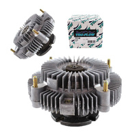 CLUTCH FAN SUIT TOYOTA PRADO RZJ95 RZJ120 7/1996-8/2004 4CYL 2.7L 3RZFE ENGINE