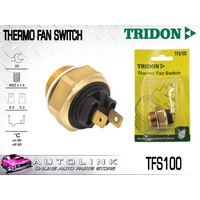 TRIDON THERMO FAN SWITCH SUIT ALFA ROMEO ALFASUD FLAT4 1974-1984 TFS100