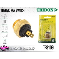 TRIDON THERMO FAN SWITCH SUITS DAEWOO 1.5i 4CYL 1.5L 1994 - 1995 TFC109