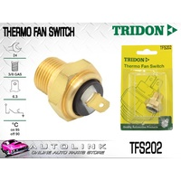 TRIDON THERMO FAN SWITCH SUIT DAIHATSU MOVE L601 3CYL 2/1997 - 1/2000 TFS202