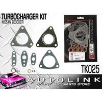 TURBO CHARGER GASKET KIT SUIT NISSAN PATROL Y61 ZD30 ZD30DDTI 2000 - 01/2007