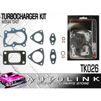 TURBO CHARGER GASKET KIT SUIT NISSAN PATROL TY61 TD42 TD42T 1999 - 2003