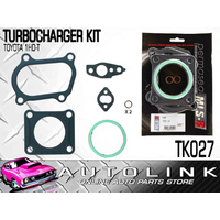 TURBO CHARGER GASKET KIT FOR TOYOTA LANDCRUISER HDJ80 1HD 1HD-T 1990 - 1995