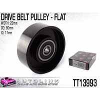DRIVE BELT IDLER A/C PULLEY FOR TOYOTA HILUX KDN165R 2.5L DIESEL 10/2001-7/2004