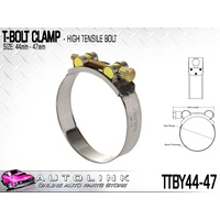 TRIDON T BOLT HOSE CLAMP 44-47mm SUIT TURBO PIPE & INTERCOOLER TTBY44-47 x1