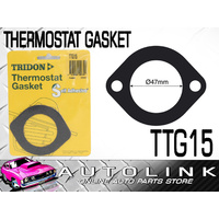 THERMOSTAT GASKET FOR SUBARU 1400 / BRUMBY 1.6lt 1.8lt 1978 - 1994