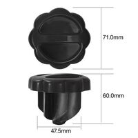 TRIDON EMERGENCY FUEL OR OIL CAP - UNIVERSAL SUITS MANY VEHICLES  ( TUEC1 )
