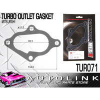 PERMASEAL MLS-R TURBO OUTLET GASKET FOR MITSUBISHI TRITON MK 2.8L 4CYL TUR071