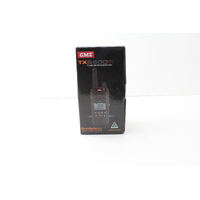 GME 80 CHANNEL UHF CB HANDHELD RADIO IP67 RATED WITH SCANFORE TX6500S