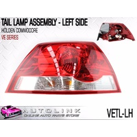 TAIL LAMP ASSEMBLY ( LEFT ) SUIT HOLDEN COMMODORE VE SERIES 2006-ON VETL-LH
