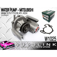 GMB W1025 WATER PUMP FOR MITSUBISHI MAGNA TM TN TP TR TS 2.6L 4cyl 4G54 ENGINE