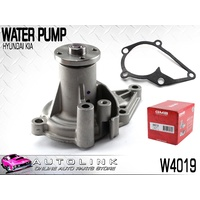 GMB WATER PUMP SUIT HYUNDAI S COUPE 1.6L 4CYL DOHC 5/2006 - 2010 W4019