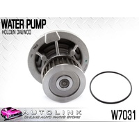 WATER PUMP SUIT HOLDEN VECTRA JR JS JSII 2.0L 2.2L 4CYL 6/1997 - 12/2002 W7031