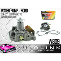 WATER PUMP SUIT FORD 302 351 CLEVELAND V8 FAIRLANE ZD ZF ZG ZH ZJ ZK INC LTD