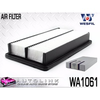 WESFIL AIR FILTER SUIT MAZDA 6 GY 2.0L T/DIESEL 2.3L 4CYL 10/2006-2/2008 WA1061