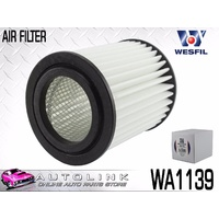 WESFIL AIR FILTER SUIT HONDA CR-V 2.4L WAGON 12/2001 - 9/2004 ( WA1139 )
