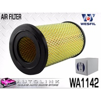 WESFIL AIR FILTER SUIT NISSAN NAVARA D22 3.0L TURBO DIESEL 4CYL 11/2001-12/2006