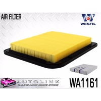 WESFIL AIR FILTER SUIT FORD FALCON BA BAII 4.0L 6CYL E-GAS LPG MODELS 2002-2008