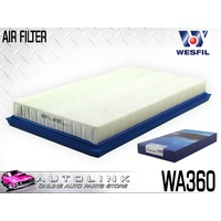 WESFIL AIR FILTER INTERCHANGEABLE WITH RYCO A360 FOR VARIOUS MODELS WA360
