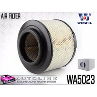 WESFIL AIR FILTER WA5023 SUIT FORD RANGER & MAZDA BT-50 SAME AS RYCO A1541