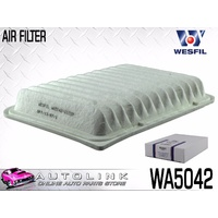 WESFIL AIR FILTER SUIT TOYOTA RAV4 ZSA42 2.0L 4CYL WAGON 12/2012 - ON ( WA5042 )