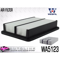 WESFIL AIR FILTER SUIT HYUNDAI iMAX TQ-W 2.4L 2.5L 4CYL DIESEL 1/2008-ON WA5123