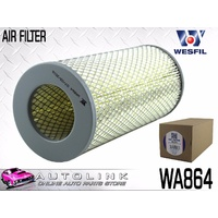 WESFIL AIR FILTER SUIT TOYOTA HIACE LH103 LH113 LH125 2.8L 3L 4CYL 8/1989-7/2000