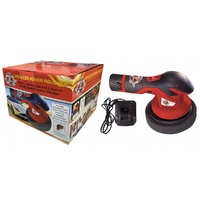 Wax Attack WAC33010 Lithium Cordless Power Polisher Inc Battery & Charger