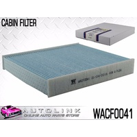 WESFIL CABIN FILTER SUIT VOLVO C30 4CYL TURBO DIESEL 1/2009 - ON WACF0041