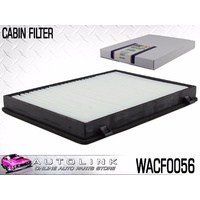 WESFIL CABIN FILTER FOR HOLDEN CAPTIVA CG II 2.4L 4CYL 3/2011 - ON WACF0056