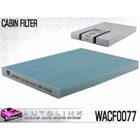 WESFIL CABIN FILTER FOR NISSAN X-TRAIL T31 2.0L 2.5L 12/2010-12/2013 WACF0077