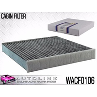 WESFIL CABIN FILTER SUIT HONDA CR-Z ZF 1.5L HYBRID 4CYL 11/2011-1/2015 WACF0106