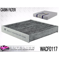 WESFIL CABIN FILTER SUIT SUZUKI SWIFT FZ 1.4L 1.6L 4CYL HATCH 2/2011-ON WACF0117