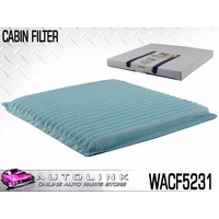 WESFIL CABIN FILTER SUIT TOYOTA CELICA ZZT231 1.8L 4CYL 11/1999 - 12/2005