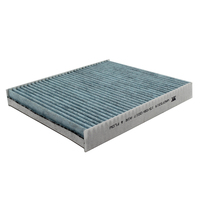 WESFIL CABIN AIR FILTER FOR SKODA ROOMSTER 5J7 4CYL PETROL & DIESEL WACF5319