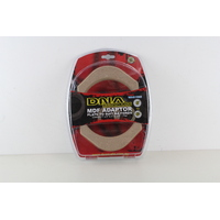 "DNA 7X5"" MDF SPEAKER ADAPTER PLATES SUITS FORD FALCON BA BF (ADAPTS 7x5"" to 6"")"
