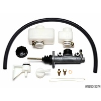 "WILWOOD UNIVERSAL REMOTE MASTER CYLINDER KIT 3/4"" BORE x 1.1"" STROKE WB260-3374"