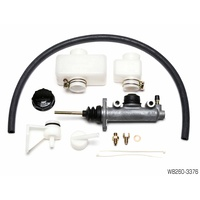 "WILWOOD UNIVERSAL REMOTE MASTER CYLINDER KIT 7/8"" BORE WB260-3376"