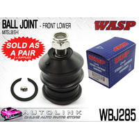 BALL JOINTS FRONT LOWER FOR MITSUBISHI LANCER CC CE 9/1992 - 2004 ( WBJ285 x2 )