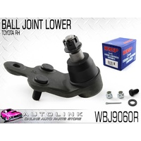 WASP LOWER BALL JOINT RIGHT FOR TOYOTA CAMRY ACV40R AHV40R ASV50R 2006-2016 x1