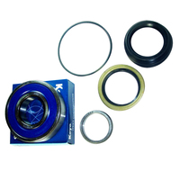 REAR WHEEL BEARING KIT FOR TOYOTA HILUX LH YH RH & RZH SERIES SOLID REAR AXLE x1