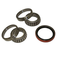 FRONT WHEEL BEARING KIT FOR HOLDEN RODEO 4WD R9 RA WITH & WITHOUT ABS PAIR x2
