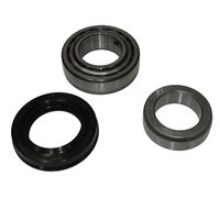 TIMKEN REAR WHEEL BEARING SUIT FORD FALCON UTE XH AU BA BF FG XR6 XR6T XR8 PAIR