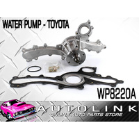 NPW WATER PUMP WP8220A FOR TOYOTA HILUX GGN125 4.0L V6 1GR-FE 2015 - 2017