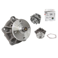 NPW WATER PUMP FOR TOYOTA COASTER HB30 2H 4.0lt 6 CYLINDER DIESEL 1987 - 1990