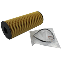 OIL FILTER CARTRIDGE SUIT SSANGYONG MUSSO 3.2L M162 6CYL 7/1996 - 8/1998 WR2596P