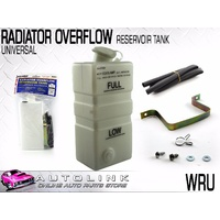 OVERFLOW TANK TO SUIT NISSAN PATROL GU INCL TURBO 4.2L 6CYL 01//1998-09//2007
