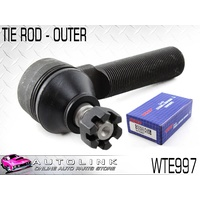TIE ROD END OUTER LEFT FOR TOYOTA LANDCRUISER HDJ78 HDJ79 11/2001-2007 WTE997