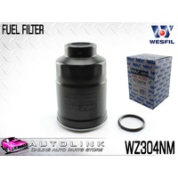 FUEL FILTER SUIT MITSUBISHI TRITON ME MF MG MH MJ MK 2.5L 2.8L 4CYL 1986-2006