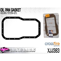 CROSSFIRE OIL PAN SUMP GASKET FOR TOYOTA 1S 2S 3S 3SFC 3SFE XJJ383